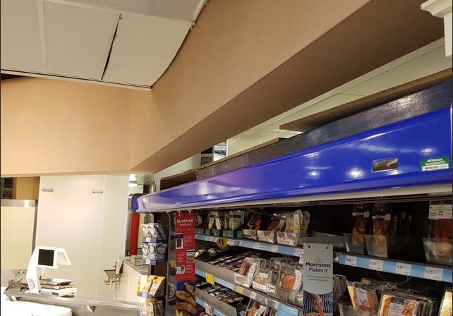 shop plastered in doncaster