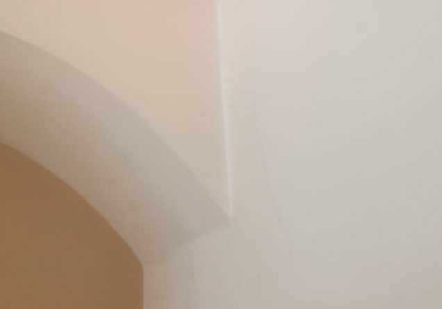 plaster arch created in Doncaster